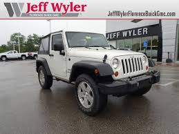 used 2010 jeep wrangler for sale florence ky