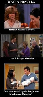 Funny Tv Memes - friends vs how i met your mother meme how i met your mother know