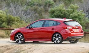 2017 subaru impreza hatchback interior 2017 subaru impreza first drive review autonxt