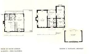 Frank Lloyd Wright House Floor Plans by Divine Desolation U2013 A Little Historic Palm Springs Architecture