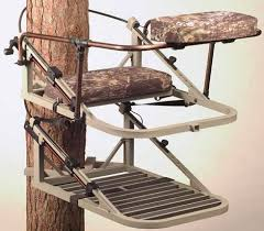 original equalizer geared leveling tree stand w abr