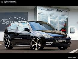 Focus 2008 Ford Focus S W Tuning By Szzsolti On Deviantart