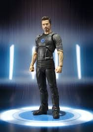 Tony Stark Amazon Com Bandai S H Figuarts Ironman Tony Stark 150mm Abs Pvc