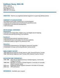 dental hygienist resume modern fonts for business dental hygienist resume resume sles pinterest dental