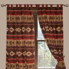 Curtains 46 Inches Long Southwestern Curtains Southwestern Window Treatments Drapery