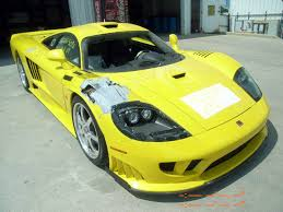 crashed for sale saleen s7 for sale damaged salvage