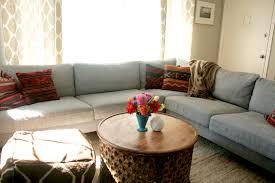 Karlstad Sofa Bed Slipcover Isunda Gray by My Little House Design Ikea Karlstad In Isunda Gray Ikea