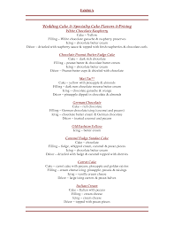 wedding cake flavors and fillings wedding cake flavor and fillings list cool dessert