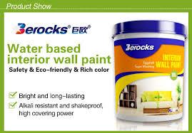 washable interior paint wall emulsion latex paint building paint