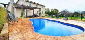 Backyard Leisure Pools by The Riviera Leisure Pools Australia