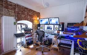Diy Home Studio Desk by Interior Furniture Fabulous Modern Home Recording Studio Design