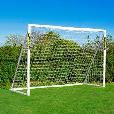 forza goal 10ft x 6 5ft futsal soccer goal posts and net