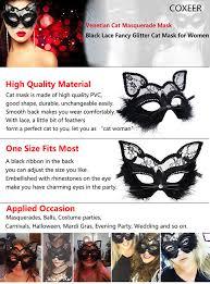 lace masquerade masks for women venetian masquerade mask women s black glitter