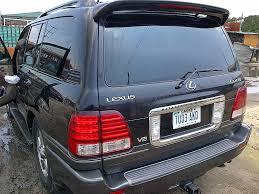 navy blue lexus lexus lx 47 autos nigeria