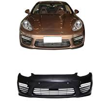 pp front bumper body kit fit for porsche panamera turbo 2015 2016