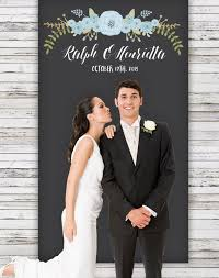 wedding backdrop personalized best 25 wedding photo backdrops ideas on wedding