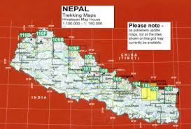 Maps Nepal by Nepal U0027s Far West Api U0026 Saipal Himal Khaptad U0026 Rapa Np Humla