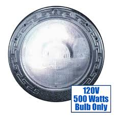 300 watt pool light bulb hydropool com amerbrite white 5g led 120v 500w pool light bulb