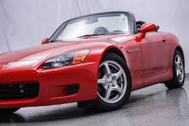 S2000 S Pre Owned 2000 Honda S2000 Convertible In Warrenville Um2547