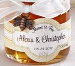 honey jar favors meant to bee personalized honey jars 27 set 12 discount favors