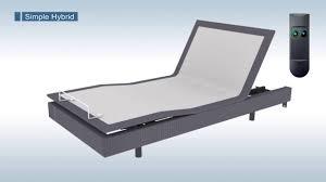 adjustable bed base youtube