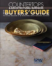 isfa countertops architectural surfaces 2015 buyers guide by isfa countertops architectural surfaces 2015 buyers guide by isfa issuu