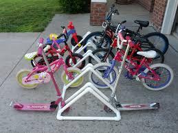 best 25 diy bike rack ideas on pinterest bicycle storage