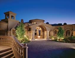 villa style homes tuscan mansions adhome