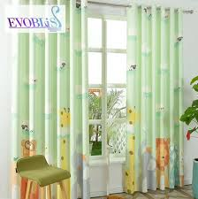 Green Bedroom Curtains Modern Green Curtains For Bedroom Curtains For Children Baby Room