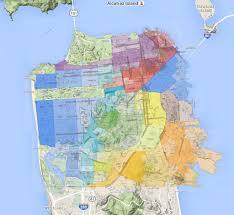 Map Of San Francisco Districts by San Francisco Neighborhoods Realtor U0027s Mls Map Sfarmls U2026 Flickr