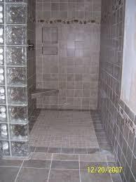 Bathroom Shower Stall Tile Designs 58 Best Custom Tiled Showers Images On Pinterest Tiled Showers