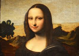 Mona The Mona Lisa As The Portrait Of Lisa Del Giocondo Described By Vasari