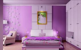 Home Design Idea Bedroom Decorating Ideas Purple Walls Modern - Purple bedroom design ideas