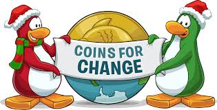 coins for change club penguin wiki fandom powered by wikia
