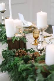 greenery garland winter wedding ideas elizabeth anne designs