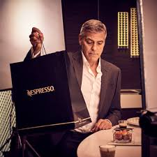 nespresso commercial female actress nespresso change nothing with george clooney the inspiration room