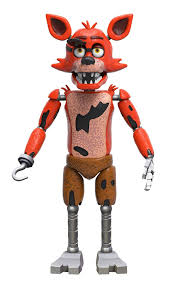amazon com funko five nights at freddy u0027s articulated foxy action