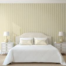holden shimmering striped wallpaper art deco trellis metallic 50060