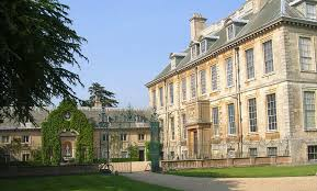 what is a courtyard belton house wikipedia