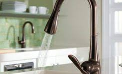 Top Rated Bathroom Faucets by Impressive Plain Grohe Kitchen Faucets Grohe Eurocube Single