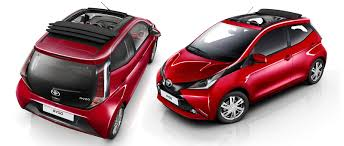 lexus convertible uk 2015 2015 toyota aygo gets new x wave convertible roof carwow
