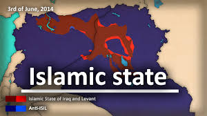 United States Of Islam Map by Islamic State Of Iraq And Levant Every Day April 2013