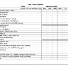 daily checklist template form selimtd