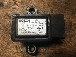 nissan titan yaw sensor bmw abs dsc yaw oem speed sensor 1999 2003 e38 e39 e46 z8 x5 bosch