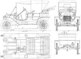 ford model t blueprint download free blueprint for 3d modeling