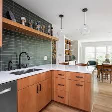 mid century modern kitchen cabinet colors midcentury modern kitchen pictures hgtv photos