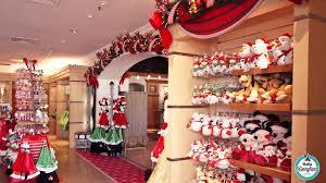 disney hotel christmas decorations