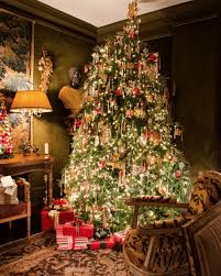 Christmas Trees New York An Elegant New York City Apartment Holidays Decoration And
