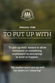 The Best Way To Put by 57 Best English Phrasal Verbs Images On Pinterest English