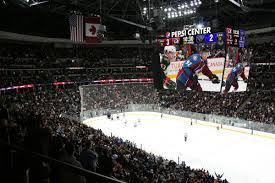 Pepsi Center Seating Map Pepsi Center Gets Digital Overhaul Mile High Hockey